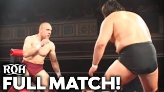 Takeshi Morishima vs Bryan Danielson