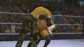CM Punk Go To Sleep -  in SvR 08