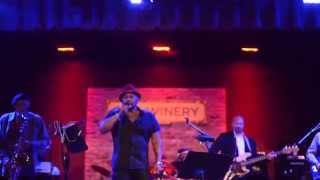 Aaron Neville Drift Away Oct 13 2015 City Winery Chicago nunupics.com