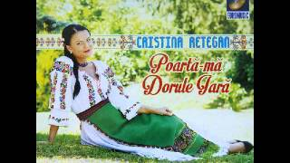 Cristina Retegan - Pa la noi pa la romani - CD - Poarta-ma dorule iara
