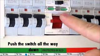 "RCD Reset - ""Toggle Type RCD"""