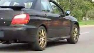 STi 0-60MPH Test - AWD Burnouts!