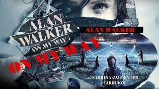 [Vietsub - Lyrics] On My Way - Alan Walker ft. Sabrina Carpenter & Farruko (PUBG Mobile)