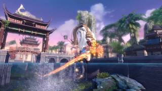 Blade & Soul TW -  Dance with me MV - September Earth, Wind & Fire
