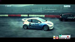 DIRT3 SMELTER, HOUGHTON SPRINT RALLY CROSS