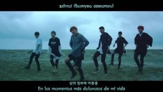 BTS - Save Me Sub Español+Romanización+Hangul