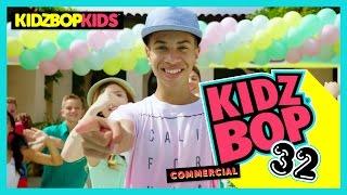 KIDZ BOP 32 Commercial