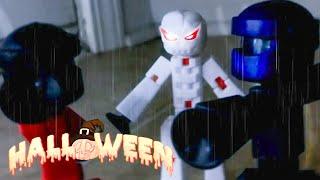 #Stikbot #StikbotContest Stikbot Halloween Special 2018| Skeleton Vs Ninja