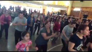 """""""LEPO LEPO"""" ft. Pitbull ZUMBA® Warm Up NATALIA COUTO"""