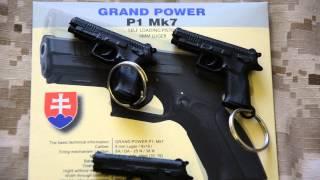 Grand Power K100 micro