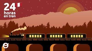 24 horas en un tren