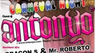 2012.02.11. CARNIVAL NIGHT - ANTONYO / DRAGON S / MR. ROBERTO @ CLUB ALLURE GYÖMRŐ