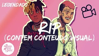 Lil Peep & XXXTENTACION - Falling Down [Tradução] [Tribute video]