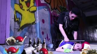 Pokèmon Real Life - Galo frito (HD 1080p)