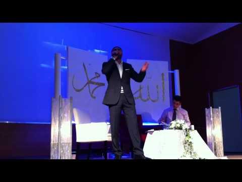 """Hasan Gümüs Ilahi """"YARALIYIM"""" 18.03.2012 Mannheim"""