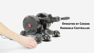video Šukací stroj KINK Power Banger