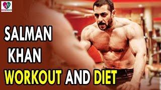 Salman Khan Workout and Diet - Health Sutra