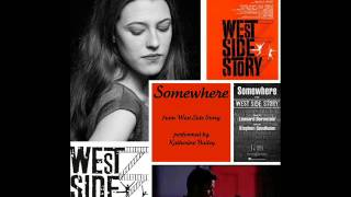 Somewhere (West Side Story) Cover