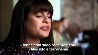 "[PRÉVIA] Glee, 3x14 — ""On My Way"" - Sebastian Ameaça Rachel no 'The Lima Bean'   LEGENDADO"