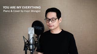 You Are My Everything (Descendants of the Sun OST) - Cover by Irvyn Wongso