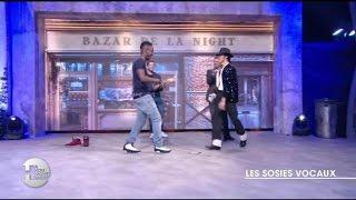 Hanounight show : Steve Mickson sosie Michael Jackson Vs Black M