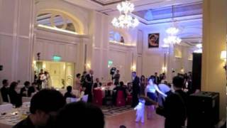Every Breath You Take - Peninsula Hotel - The MPC [Hong Kong Wedding Band Live Music]
