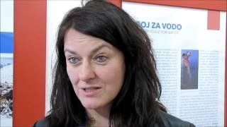 Novinarska MNZC Herman Lisjak vodi po vodi_ avtorica Jožica Trateški