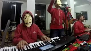 Bella Ciao, La Casa de Papel Cumbia Villera, versión Undercover!!
