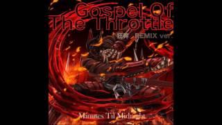 Drifters - Opening Full [Gospel of the Throttle 狂奔Remix Ver.]