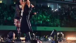 Anselmo Ralph e Daniela Mercury (Meo Arena - 08/12/2014)