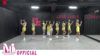 """MOMOLAND(모모랜드) - """"BAAM"""" Special Dance Video (With_나하은)"""