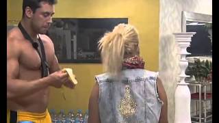 Big Brother Vip Fanny diz que não papa duas vezes a mesma pastilha