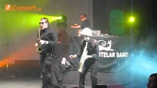 Parov Stelar Band - Booty Swing - LIVE Bucharest - iConcert.ro