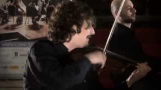 CONCERTO MÁLAGA PROMOTIONAL Ensemble Músicos  - Grabación Cd Antonio Ximénez (Siglo XVIII)
