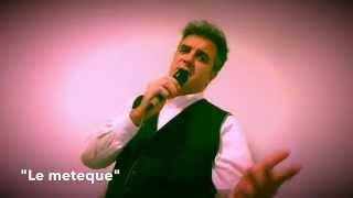 """""""LE METEQUE"""" COVER  por FCO. ARBONÉS/ EL NIÑO AZUL/ PAKITO DEMOLITION HD."""