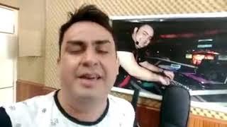 Dj Juninho Pop Dando Os Parabens Ao Show man Hoje Planeta Show Sera Pequeno