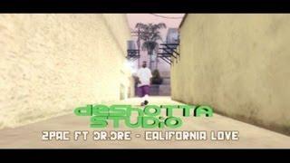 [GTA SA] 2pac ft Dr.Dre - California love