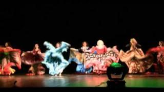 Дану-данай - цыганский танец Divadance
