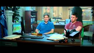 21 Jump Street Tripping Balls (Phases of H.F.S)