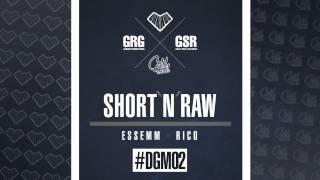 Essemm x Rico #DGM02 - Megaszar (Short 'n' Raw)