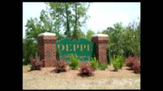 Deppe Farms Jacksonville NC Lots for Sale