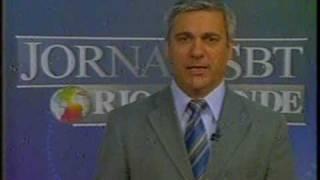 Morte de Lombardi - SBT Rio Grande (02/12/2009)