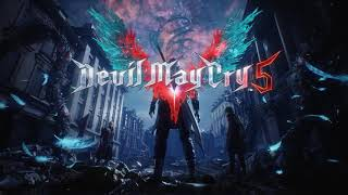 Devil May Cry 5 Title Screen Announcers