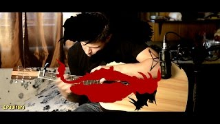 Hans Zimmer - The Dark Knight Theme - Acoustic Fingerstyle Guitar HD