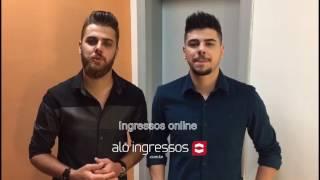 ZÉ NETO E CRISTIANO7 - Alô Ingressos
