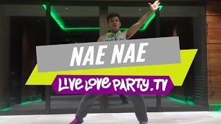 Watch Me ( Whip / Nae Nae )   Zumba Fitness   Live Love Party