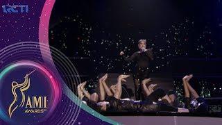 "Bunga Citra Lestari ""Aku Wanita""   AMI AWARDS 20th"