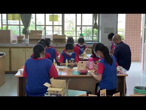 美勞冰棒棍屋製作 - YouTube