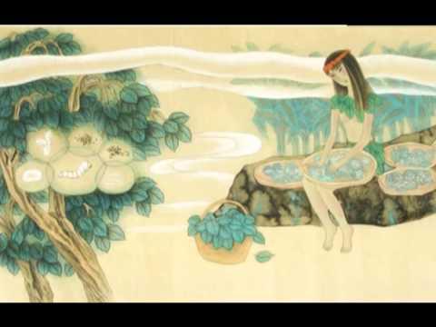 嫘祖養蠶——姥姥講故事 之 中國傳統神話故事 - YouTube
