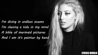 Sofia Karlberg - A Bible of Mermaid Pictures lyrics